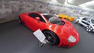 видео Интерактивные музеи Германии
