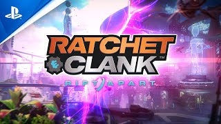 Ratchet & Clank: Rift Apart - Extended Gameplay Demo I PS5