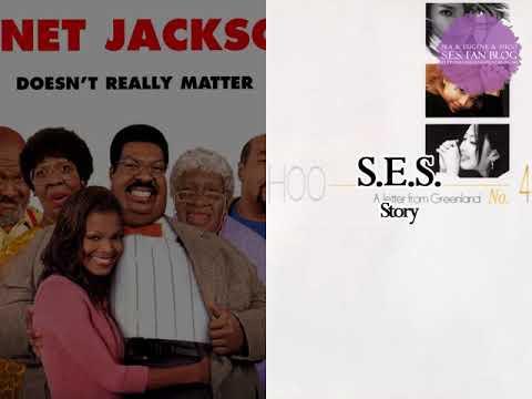 S.E.S. - Story VS Janet Jackson - Doesn't Really Matter