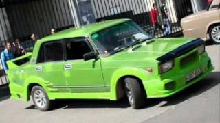 Rosyjskie samochody tuningowane