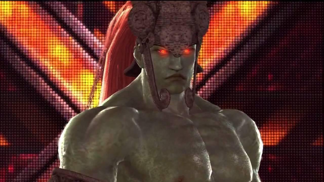 Tekken Tag Tournament 2: Ancient Ogre Intro Pose 2 - YouTube