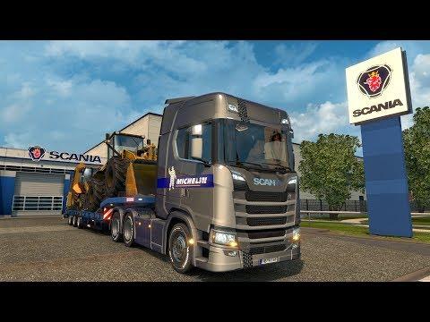Nuevos Camiones Scania S y R | Nueva Generación en Caminos de Europa