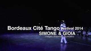 Simone Facchini & Gioia Abballe - Bordeaux Cité Tango 2014, Images A.