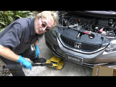 This Honda Civic Has a Serious Problem