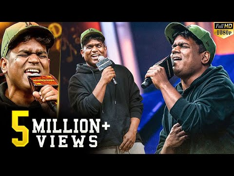 Yuvan you have not seen before! High voltage Live! All time Best not to be missed!