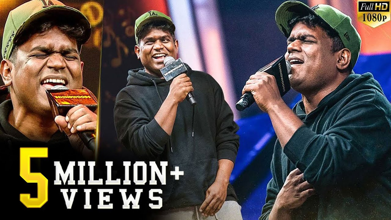 Download Yuvan's All Time Best LIVE Performance! - You will Fall in Love!!