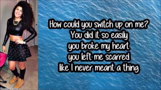 Toni Romiti - Switch Up (Lyrics) Ft Big Rod