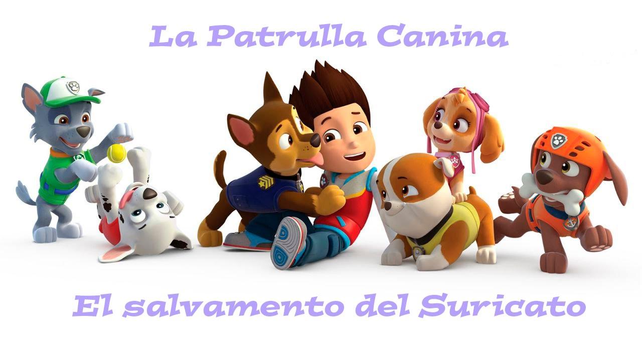 La patrulla canina el salvamento del suricato youtube - Imagenes de la patrulla canina ...