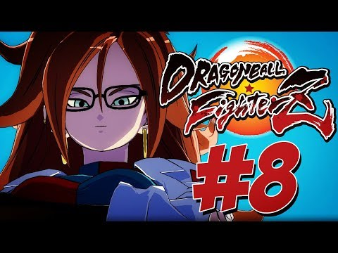 Gohan & Goku Want To FUSE And Android 21's PLAN?! | Dragon Ball FighterZ - PART 8