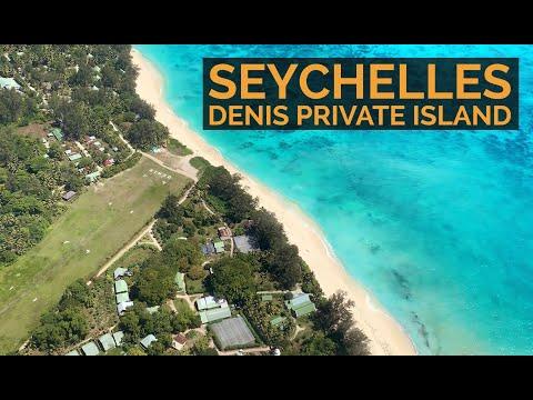 SEYCHELLES - Uma ilha particular no Oceano Índico - DENIS ISLAND