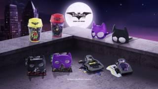 LEGO Batman - O Filme no McLanche Feliz!