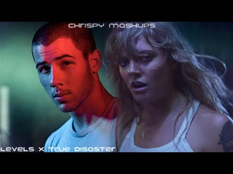 Nick Jonas & Tove Lo - Levels / True Disaster (Mashup)