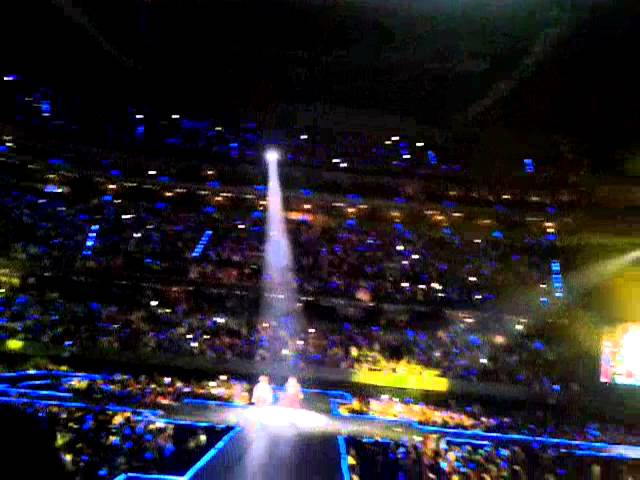 FanCam SS5en México 2013 11 07 Alone+EunHae Travel Video