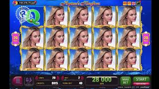 Venetian Rain | Belatra Games | Free online slot | Play without registration and sms