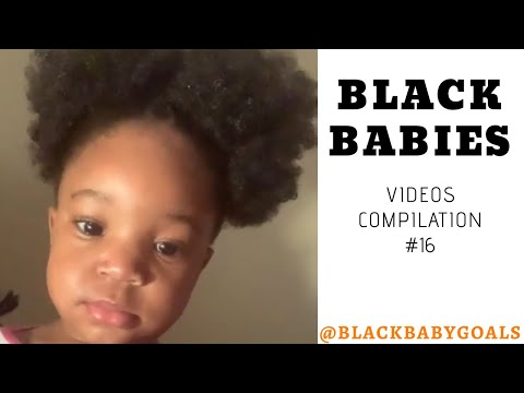 BLACK BABIES Videos Compilation #16 | Black Baby Goals