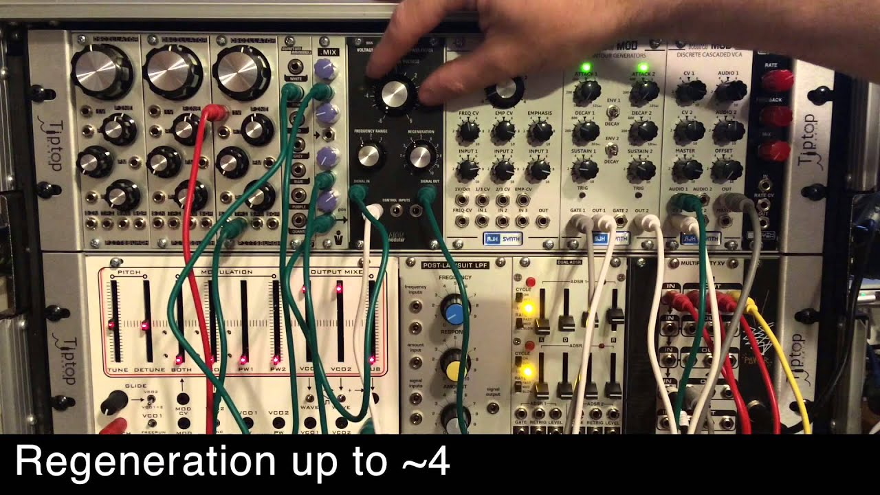 Euro Modular filters like the Moog ladder? - Page 2 - Gearslutz