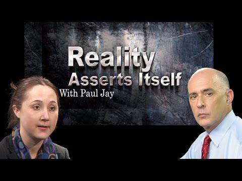 Gaza Under Seige - Eva Bartlett on Reality Asserts Itself (1/2)