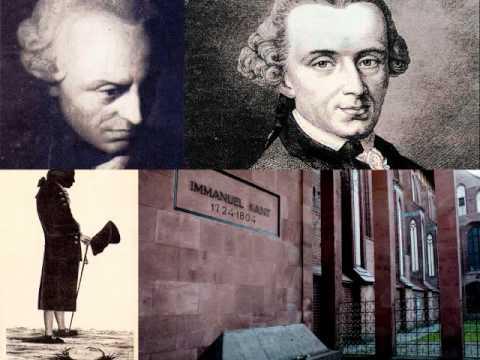 Immanuel Kant (1724-1804) Metaphysics
