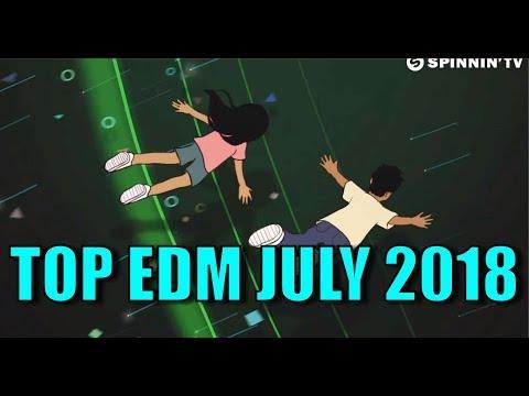 Top 20 EDM Songs of July 2018 (Week of July 7)