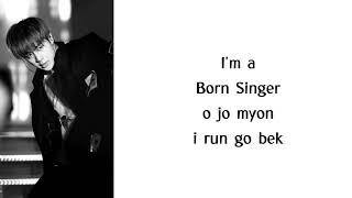BTS - Born Singer (EASY LYRICS) Mp3