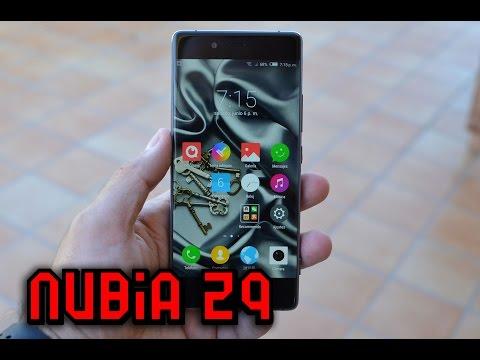Nubia Z9 - Unboxing y toma de contacto - Gizchina.es