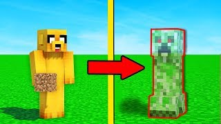 ¡ME TROLLEA UN CREEPER INVISIBLE EN MINECRAFT! 😨😱 #ELITECRAFT 1-2 [DETRÁS DE CÁMARÁS]