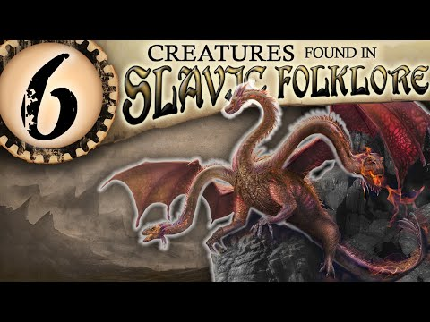 6 Creatures of Slavic Myth — Slavic Folklore Series