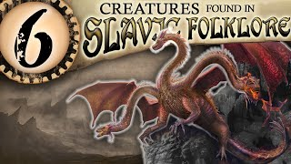6 Creatures of Slavic Myth -- Slavic Folklore Series