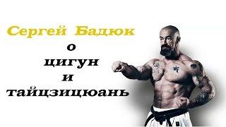 Сергей Бадюк о цигун и тайцзицюань