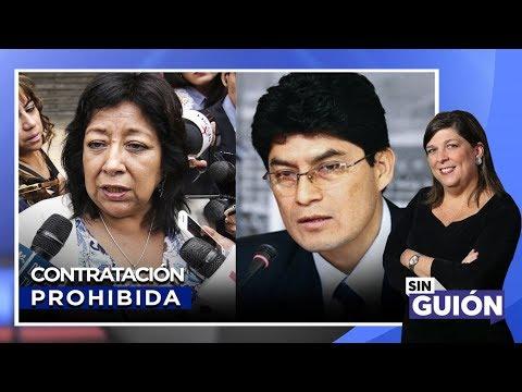 Contratación prohibida - Sin Guion con Rosa María Palacios