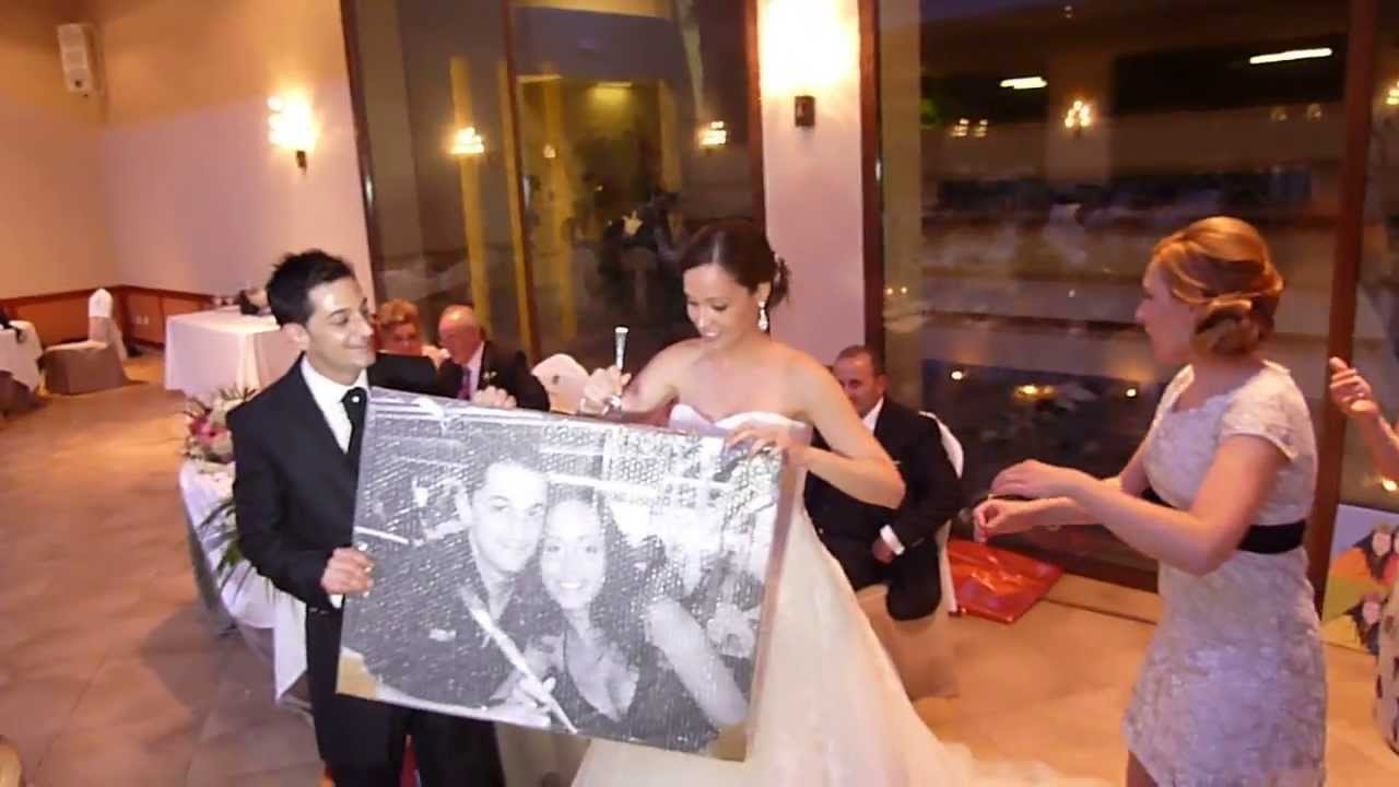 Sorpresa amigos falla boda toni y maje youtube - Regalo de bodas originales ...