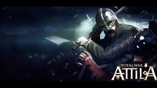 Total War: Attila Предки Викингов