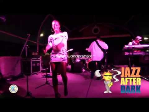 Ulysees with South Beat Band Opens for Lenny Williams at Jazz After Dark   YouTube quicktime