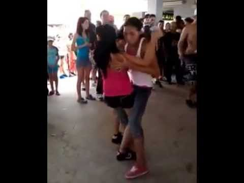 Idanira y GIA (Asesina sin matar/Fuerza latina P.R.)