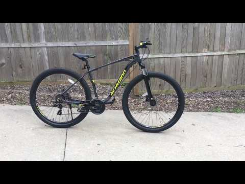Repeat How to Assemble a Schwinn Adult Mountain Bicycle w