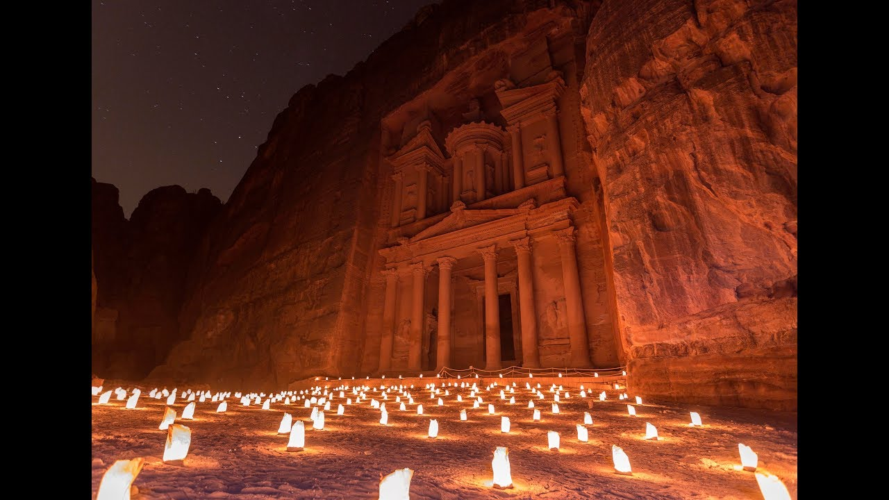 Around Petra - The Rose City -