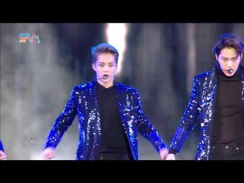 【TVPP】 EXO - MAMA, 엑소 – 마마 @Dmc festival korean music wave