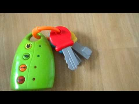 Early Learning Centre Electronic Keys