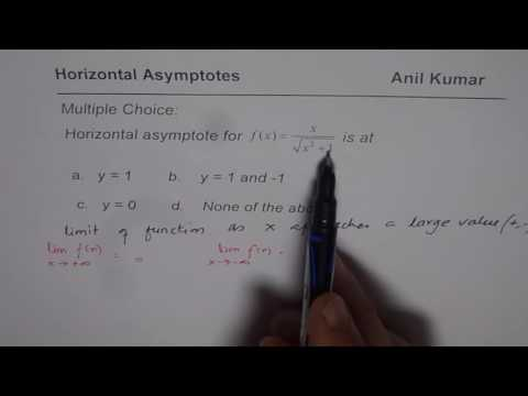 Can a Function Have More Than One Horizontal Asymptote