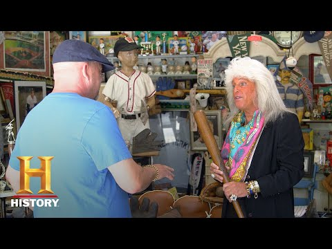 "Pawn Stars: Babe Ruth's 1932 ""Called Shot"" Bat (Season 15) 