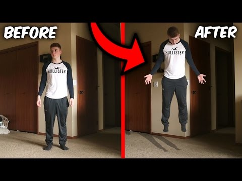 Thumbnail: LEVITATE FOR 5 MINUTES TRICK! ( It Actually Works! )