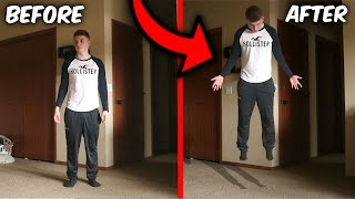 LEVITATE FOR 5 MINUTES TRICK! ( It Actually Works! ) thumbnail