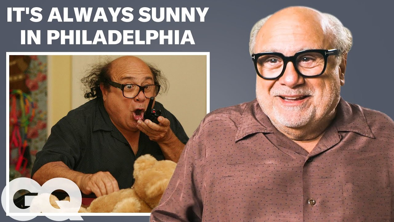 Danny DeVito Breaks Down His Most Iconic Characters | GQ