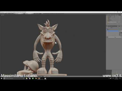 Workshop - Modellazione Organica