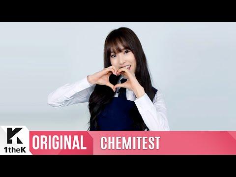 CHEMITEST(케미테스트): GFRIEND(여자친구) _ YUJU(유주)_Rough(시간을 달려서) [SUB]