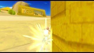 [Mario Kart Wii TAS] Dry Dry Ruins 1:39.237 (Supergrind)