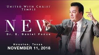 NEW - Bishop E. Daniel Ponce