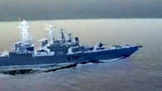 Russian Navy Ships and Planes in Action(2009)
