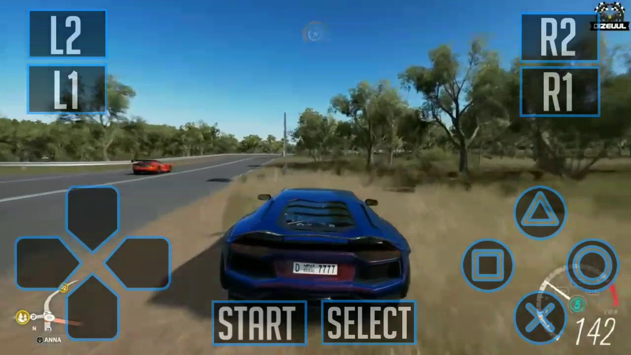 Forza Horizon 3 for Android phones! Gameplay + Free Download