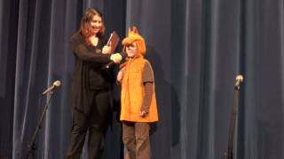 "Drama Kids ""Chicken Hearted Fox Intro"""